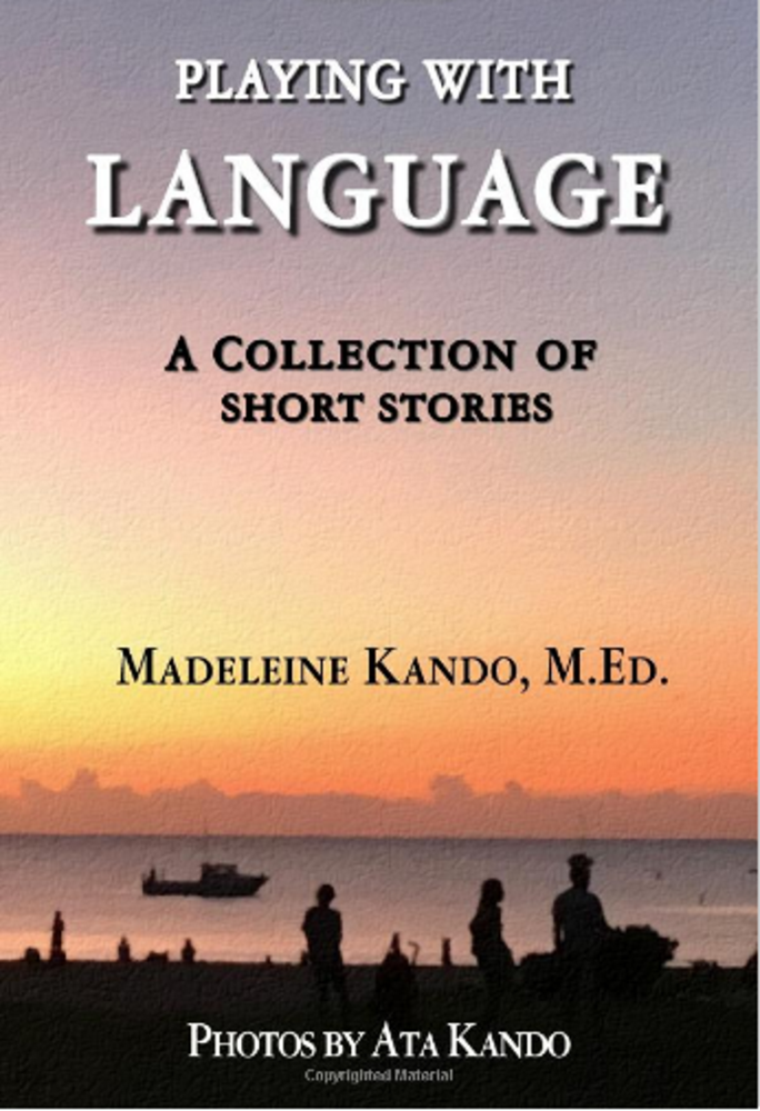 Madeleine Kando Playing with Language